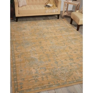 Barclay Butera by Nourison Moroccan Sand Rug (5'3 x 7'5)