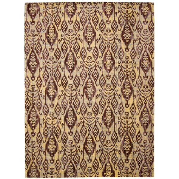 Barclay Butera by Nourison Moroccan Ginger Rug (7'30 x 9'9)
