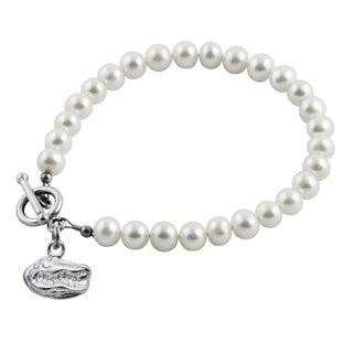 Florida Freshwater Pearl Bracelet (5-6mm)