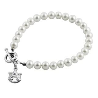 Auburn Freshwater Pearl Bracelet (5-6mm)