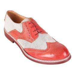 Men's Giovanni Marquez 8402/7 Lace Up Oxford Scarlatt Leather