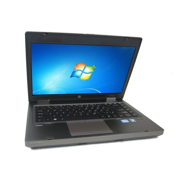 HP 6460B 14-inch 2.5GHz Intel Core i5 8GB RAM 128GB SSD Windows 7 Laptop (Refurbished)