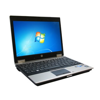 HP 2540P 12.1-inch 2.13GHz Intel Core i7 4GB RAM 500GB HDD Windows 7 Laptop (Refurbished)