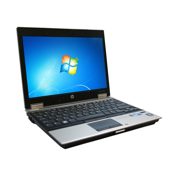 HP 2540P 12.1-inch 2.13GHz Intel Core i7 8GB RAM 750GB HDD Windows 7 Laptop (Refurbished)