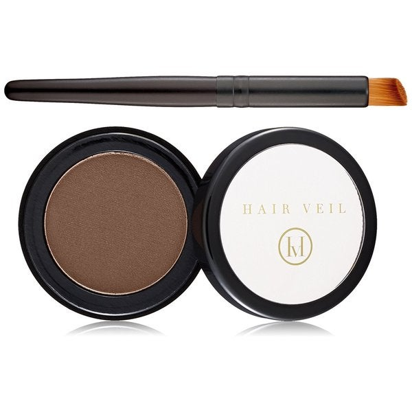 FHI Heat Hair Veil Powder Dark Brown Hair Filler