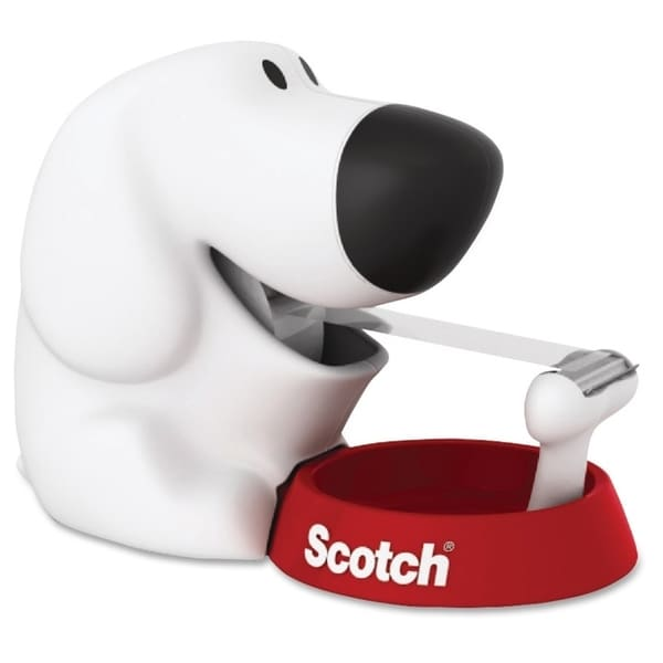 Scotch Dog Tape Dispenser (Pack of 2)