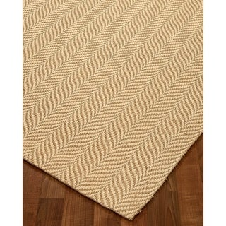 Natural Area Rugs Hand-loomed Vista Jute Rug (8' x 10')