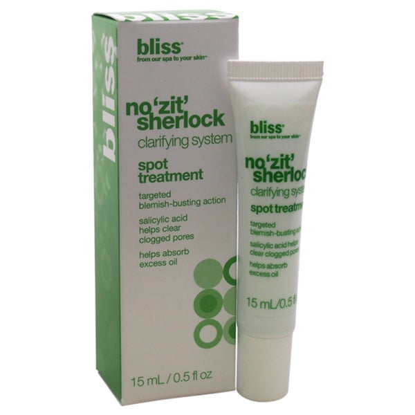 Bliss No 'Zit' Sherlock Spot Treatment