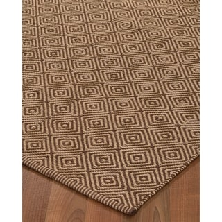 Natural Area Rugs Hand-woven Realm Jute Cotton Rug (9' x 12')