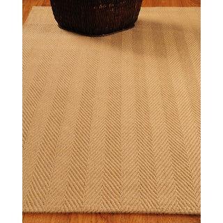 Natural Area Rugs Hand-woven Veranda Jute Rug (8' x 10')