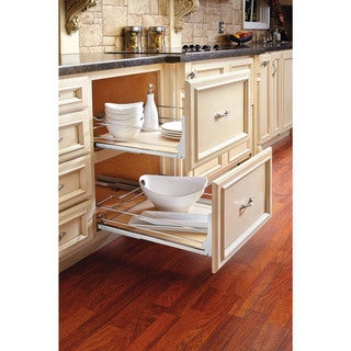 Rev-A-Shelf 5330 Series Maple Pullout Basket