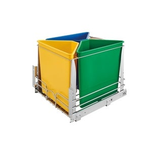Rev-A-Shelf 5BBSC-WMDM24 Series Recycling Center