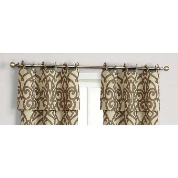 Pennington Round Grommet Curtain Valance