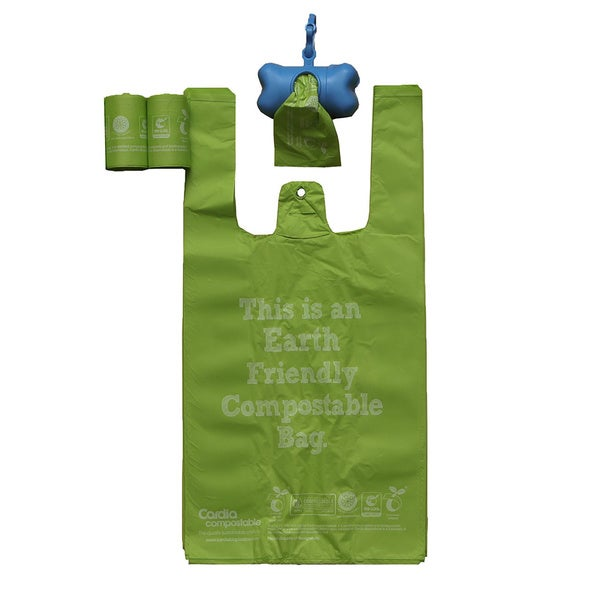 Compostable/ Recyclable/ Biodegradable Eco-friendly Pet Waste Bags