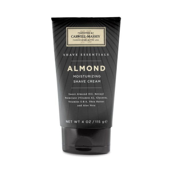 Caswell-Massey Almond Shave Cream Tube