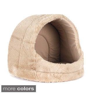 Best Friends by Sheri Fur-lined Pet Cave