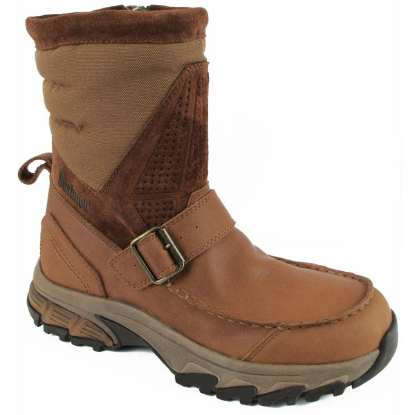 Bushnell Men's Pointer Slip-on Moc Toe Boots