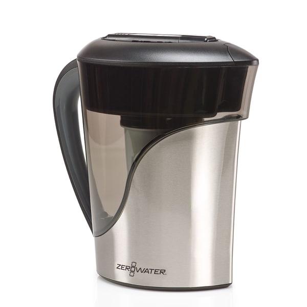 8 Cup SS Filter Pitcher 15506691