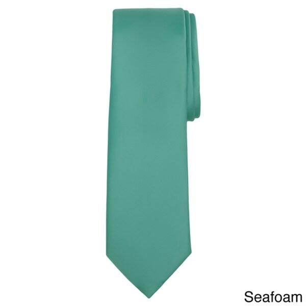 Jacob alexander solid color mens slim tie dea6db5d 7a40 408d 8221 5f3a63c9f478 600