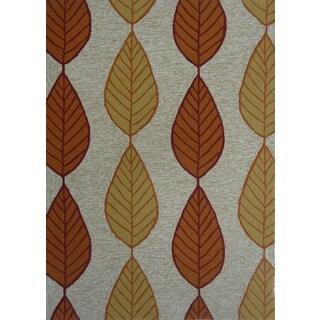 Fall Leaf Outdoor Rug (5' x 7')