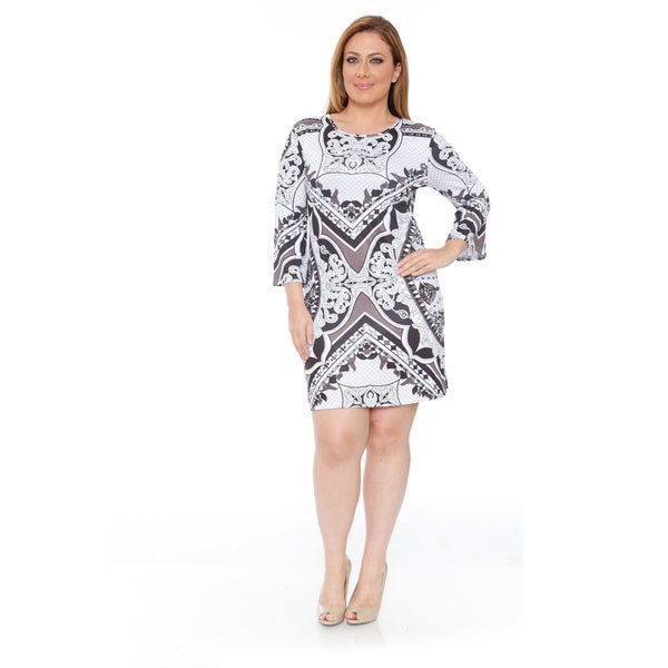 Women's Plus-size Isabelle Dress Print Dress