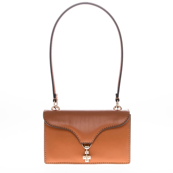 Valentino Studded Clasp Shoulder Bag