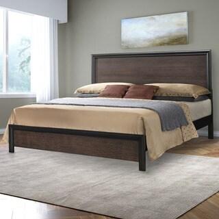 CorLiving Honey Black/ Warm Brown Clear Lake Bed