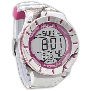 Rockwell Coliseum - APS/Pink Watch