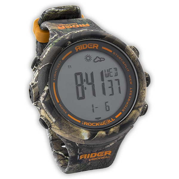 Rockwell Iron Rider 2.0 - STK (RealTree Xtra) Watch