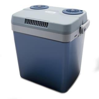 Knox 12-Volt Car Cooler and Warmer, 27-Quartz - Blue