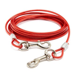 Iconic Pet Tie Out Cable