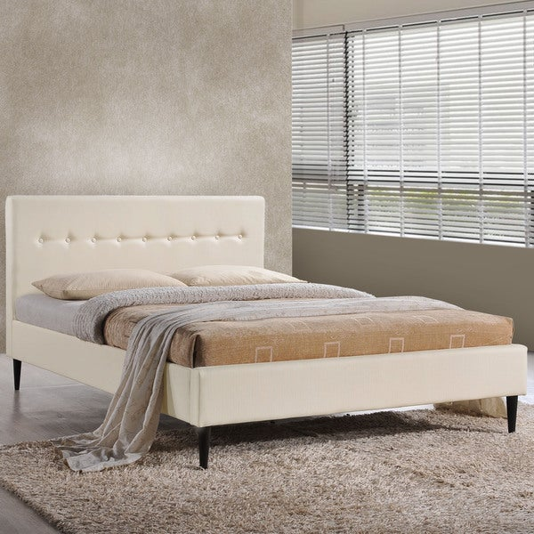 Star Bed Frame in Ivory