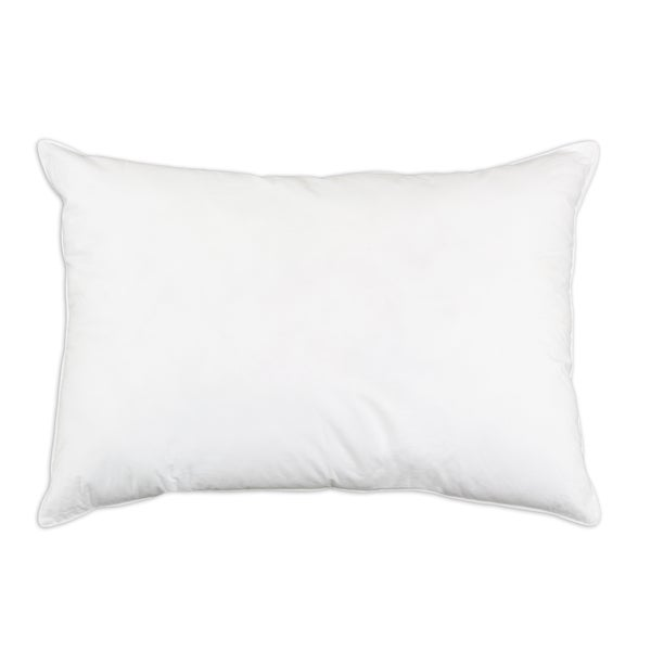 Premium Down Alternative Memory Fiber Standard Pillow