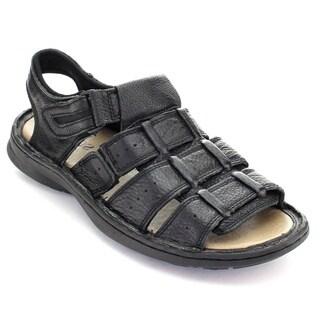 Rocus 6101 Men's Outdoor Strappy Open Toe Fishermen Sandals