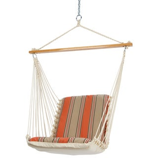 Passage Poppy Cushioned Single Swing (Stand Not Included)