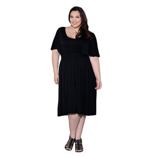 Sealed with a Kiss Women's Plus Size 'Pam' Dress