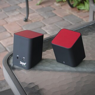 Magnetic Bluetooth Speakers by Jacko