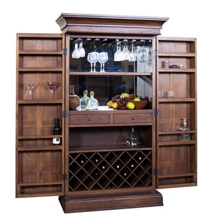 Sunny Designs Savannah Bar Armoire