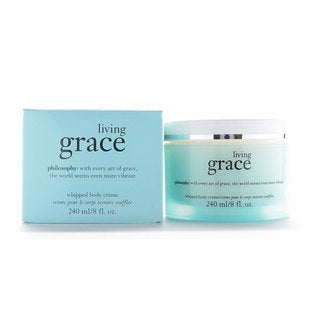 Philosophy Living Grace 8-ounce Whipped Body Cream