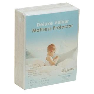 Rest-A-Sure Terrycloth Deep Pocket (21-inch depth) Mattress Protector