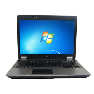 HP 6735B 15.4-inch 2.0GHz A64X2 Turion 2GB RAM 250GB HDD Windows 7 Laptop (Refurbished)