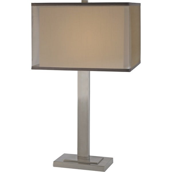 Boulevard Rectangle Table Lamp