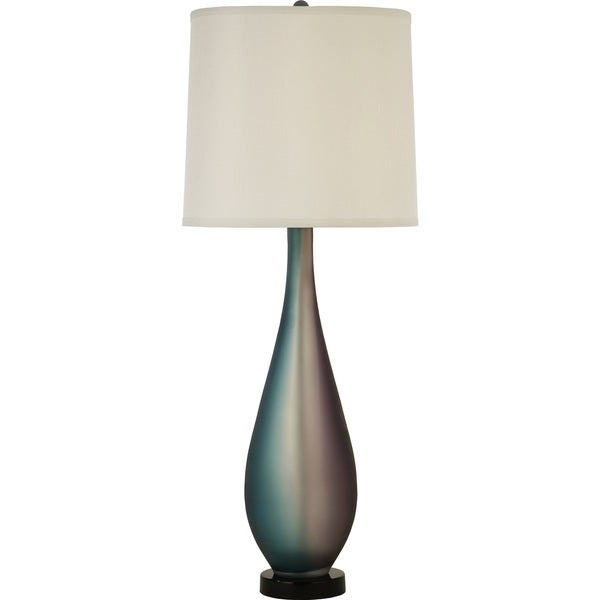 Iris Glass Table Lamp