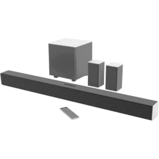 VIZIO 5.1 Sound Bar Speaker - Table Mountable, Wall Mountable - Wirel