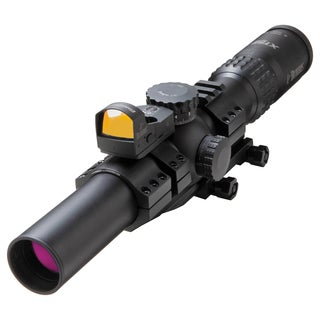 Burris XTR II Scope 1.5-8x28mm Illuminated Fast Fire 3 PEPR TMnt Matte