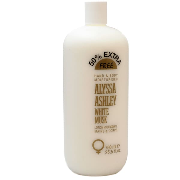 Alyssa Ashley White Musk 25.5-ounce Hand & Body Lotion