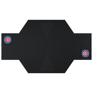 Fanmats Arizona Diamondbacks Black Rubber Motorcycle Mat