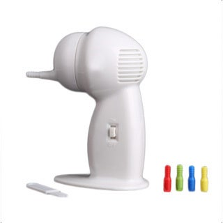 As Seen On TV Gentle Wax Vacuum Ear Cleaner
