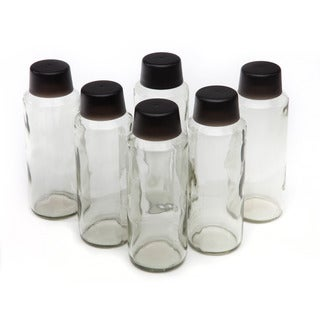 Austin Springs 27 ounce Glass Water Bottles (set of 6)