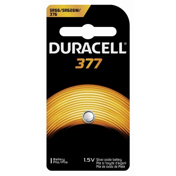 Duracell 377 Battery